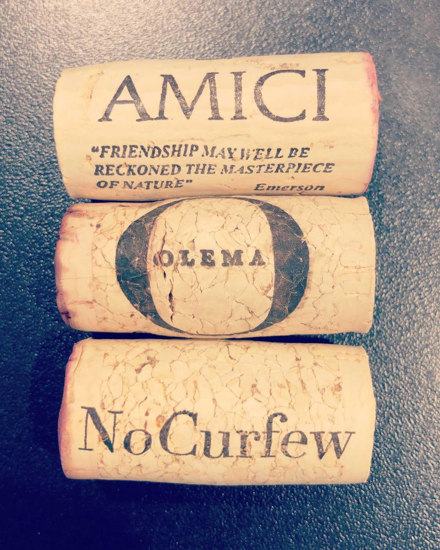 Amici Olema No Curfew