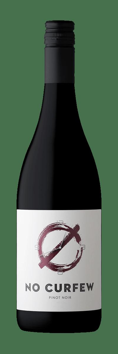 2019 Pinot Noir bottle photo